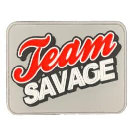 SAVAGE BARBELL - Texas Savage PVC Velcro Patch