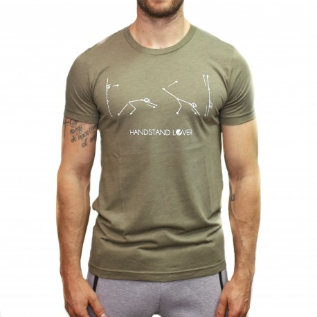 FRAN CINDY - Muscle Up Lover Men's Tee