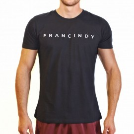 FRAN CINDY - BLACK LETTER TEE Men's Tee