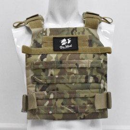 DR WOD - Plate Carrier Tactical Vest