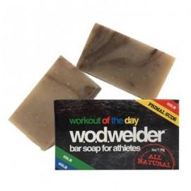 WOD WELDER - Jabón natural de menta y eucalipto