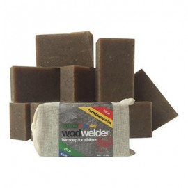 WOD WELDER - Natural Bar Soap - Coffee