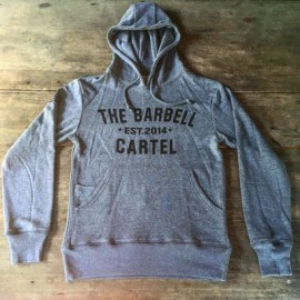 "THE BARBELL CARTEL - Sweatshirt ""CLASSIC LOGO"""
