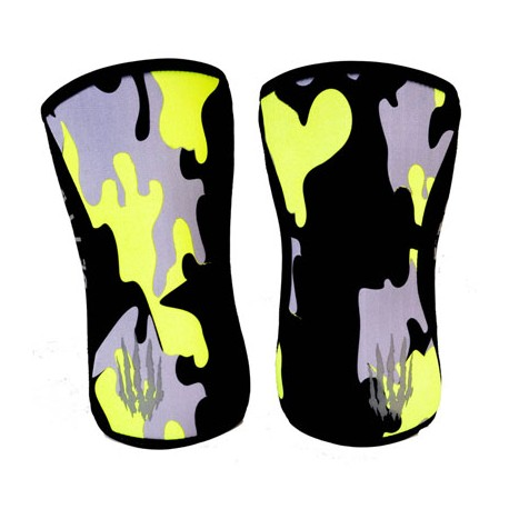 Bear komplex 5 mm Camo knee sleeves