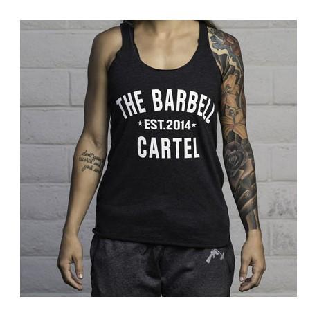 Drwod_crossfit_debardeur_THE_BARBELL_CARTEL_femme_noir